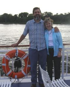Mark & Irene