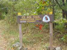A favorite hiking trail